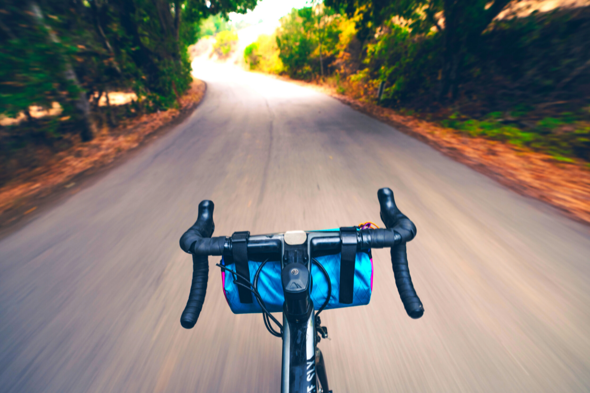 Cycling on Cambria Roads